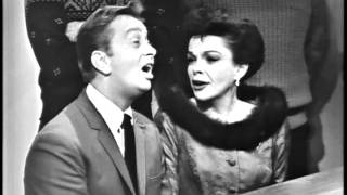 Mel Torme & Judy Garland sing The Christmas Song