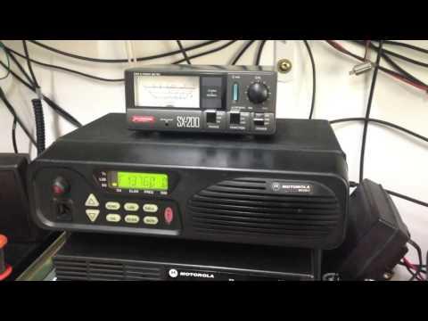 Motorola Micom 2BF Receiving Radio China International On