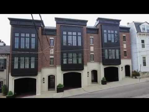 Mt  Adams Home For Sale - Cincinnati Ohio