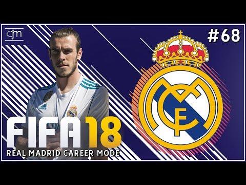 FIFA 18 Real Madrid Career Mode: Xavier Camacho Cedera?! #68 (Bahasa Indonesia)