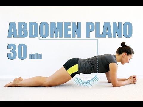 Cardio para principiantes 5 - ABDOMEN PLANO en 30 min