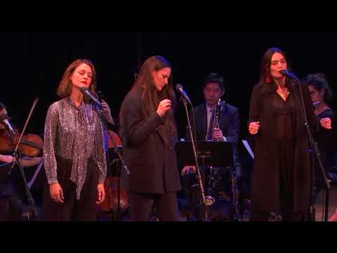 Trouble on My Mind - The Staves & yMusic - 12/16/2017