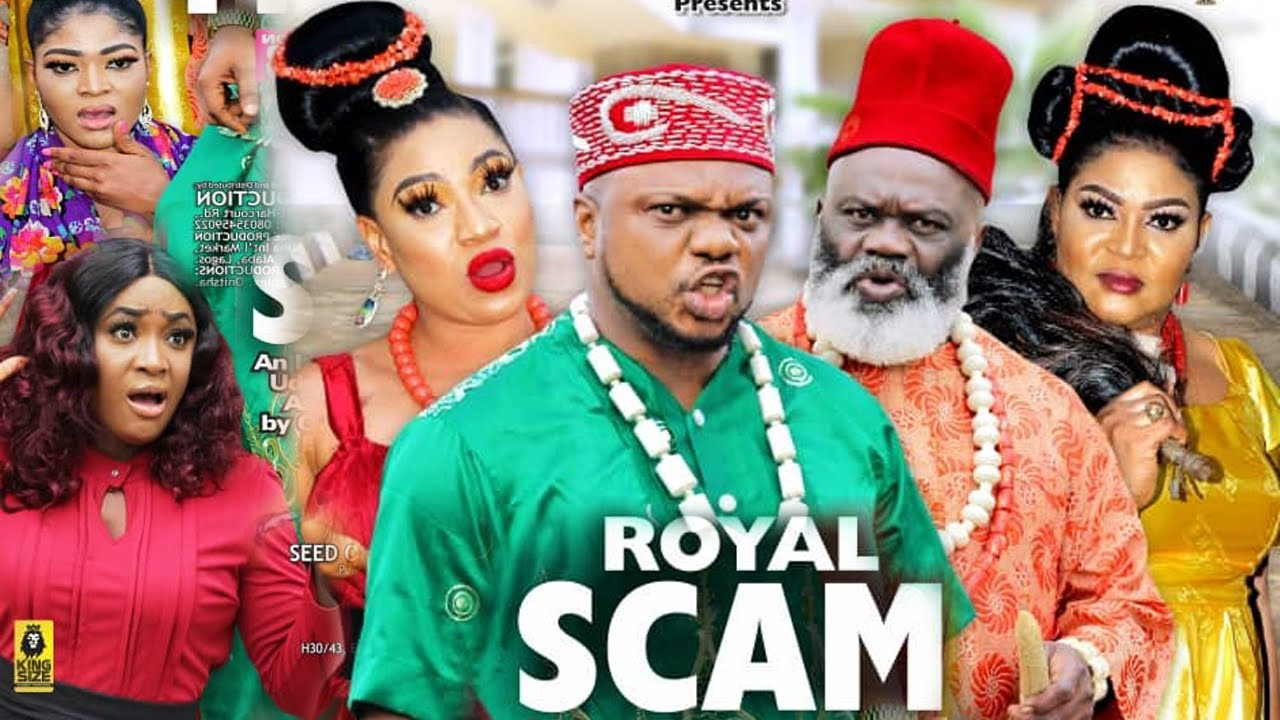 Download ROYAL SCAM SEASON 5 {NEW HIT MOVIE} - KEN ERICS|2021 MOVIE|TRENDING NOLLYWOOD MOVIE|LATEST MOVIE