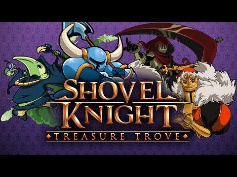 Shovel Knight: Treasure Trove Trailer