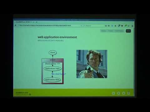 P06A: Role based Access Control in BCHS Web Applications -- Kristaps Dzonsons