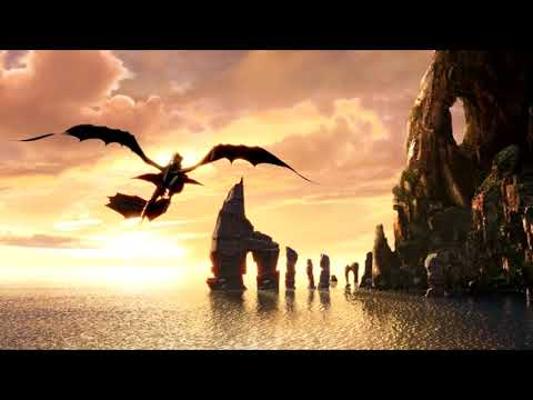 How to Train your Dragon - Romantic Flight (extended version)