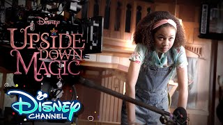 Behind the Scenes | Compilation | Upside-Down Magic | Disney Channel