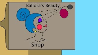 Minecraft Fnaf: Ballora Beauty Shop (Minecraft Roleplay)