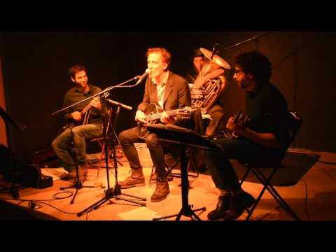 "Upper York Mandolin Trio ""King Kong Strut""@ The Burdock -video Richard Sugarman"
