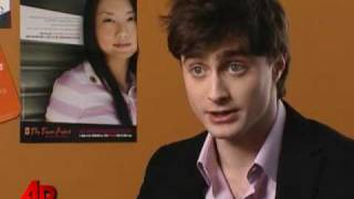 'Harry Potter' Star Supports'Trevor Project'