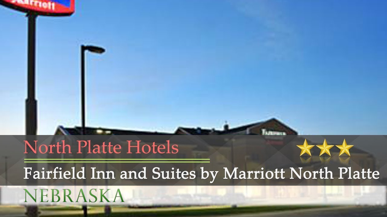 Fairfield Inn And Suites By Marriott North Platte Hotels Nebraska