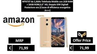 OUKITEL C8 4G Smartphone 4G 3000mAh
