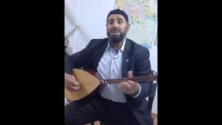 Bayburt'un ünlü şair yazarlarından aşık visali Abdülkadir d