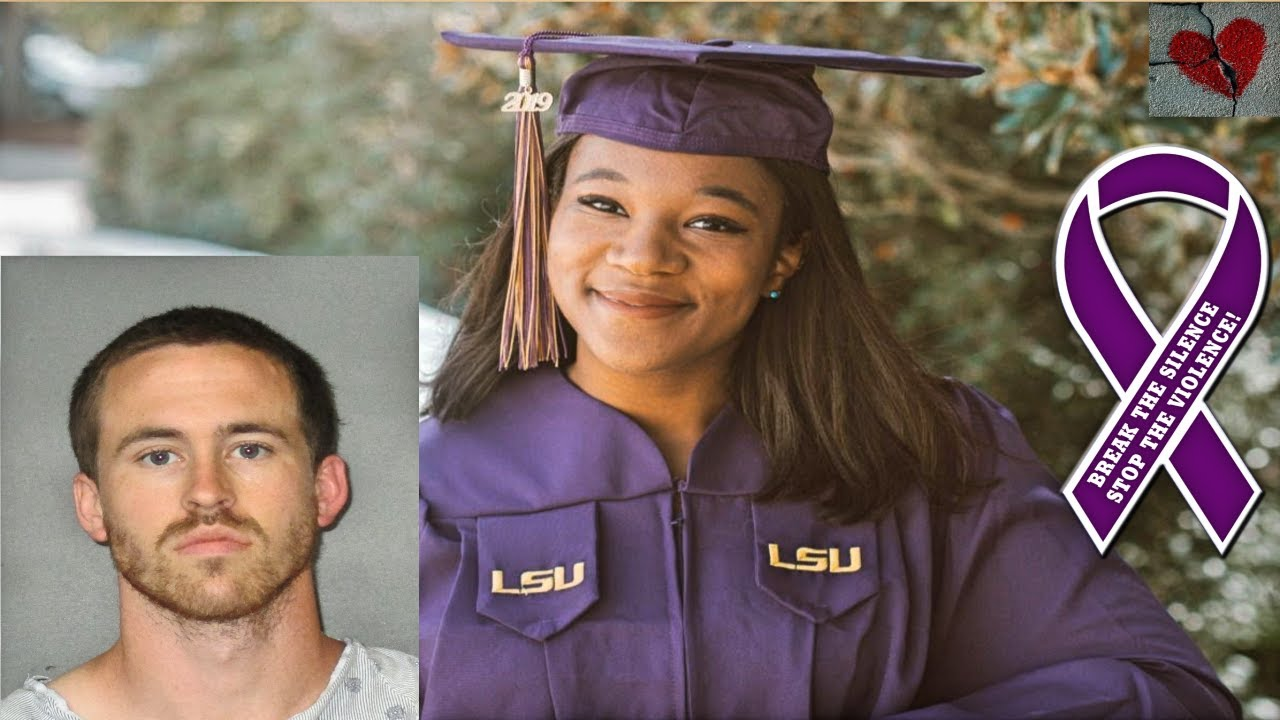 Louisiana LSU College Graduate Killed After Domestic Dispute With Boyfriend.