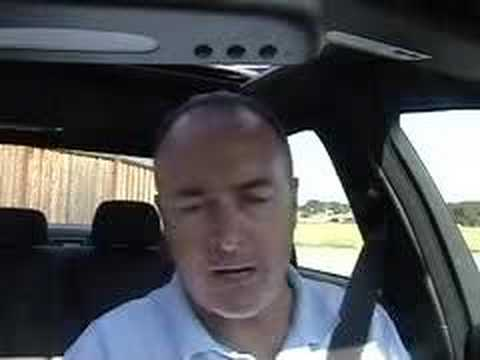 Tim Jeffreys Test Drives The 2008 C 300 Youtube