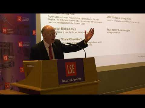 100 Years of Votes for Women: an LSE Law celebration