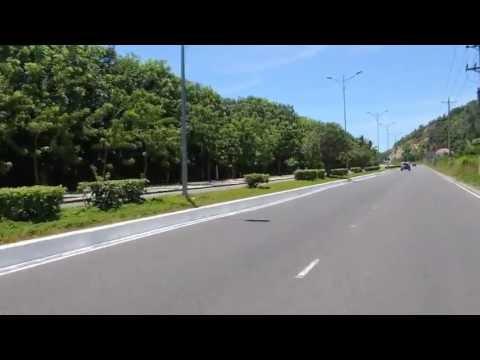 Đường Nha Trang - Cam Ranh