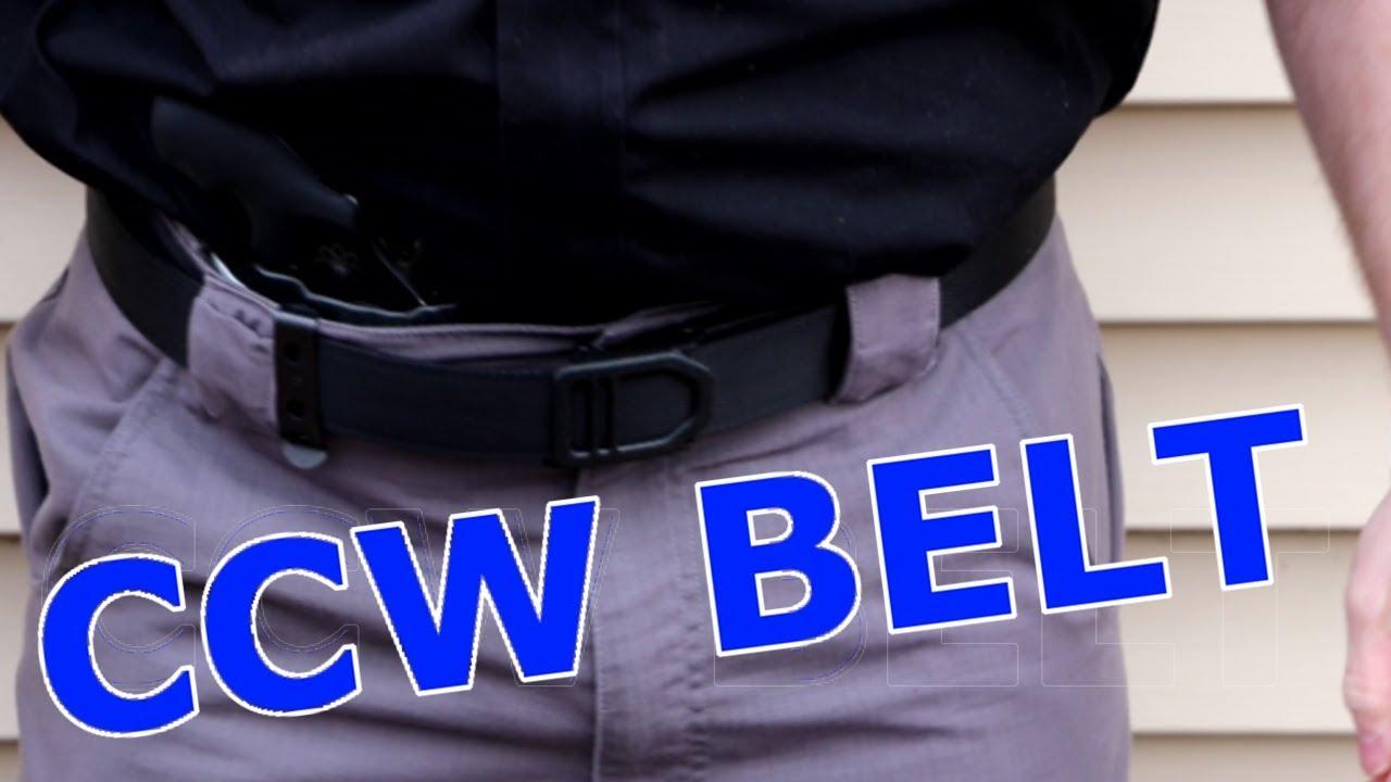 Kore Essentials Gun Belt 2 0 Everything Law Enforcement Anson belts vs kore essentials | which belts are best? everything law enforcement