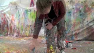 HOW TO THROW PAINT