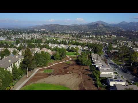 San Diego Carmel Mountain Ranch Golf Course Drone Video | DJI Mavic Pro