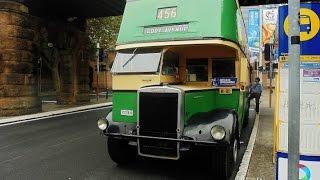 NSW Transport Heritage Edition #1: Sydney Bus Musuem 2761 - Leyland Titan OPD2/1