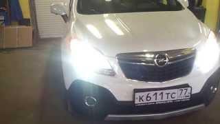 Led Opel Mokka