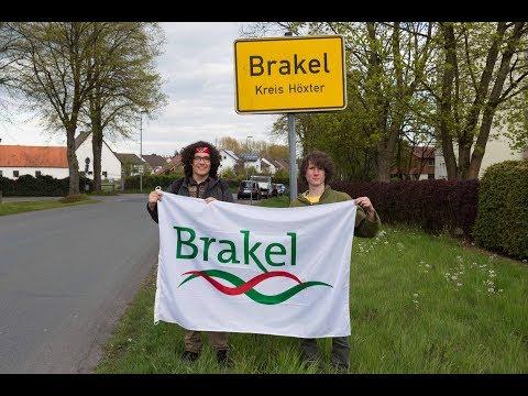 Back in hometown Brakel
