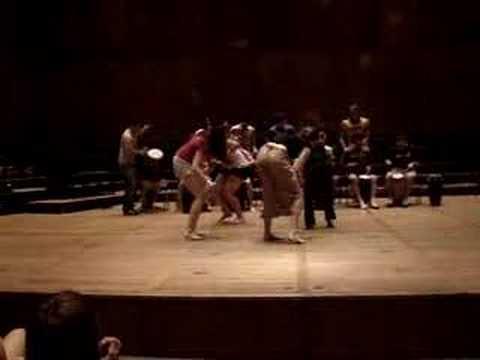 Mus148- African Dance/Drumming- Gahu