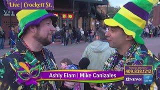 409Sports previews the grand parade at Mardi Gras Southeast Texas