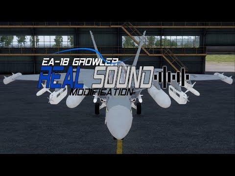 Real Sound EA-18G Growler | V1.0 Release