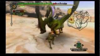 "Monster Hunter Tri - ""Hunt a Qurupeco"" - Fun n"