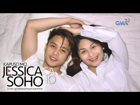 Kapuso Mo, Jessica Soho: Ang mala-'One More Chance' na love story nina Tan at Tein