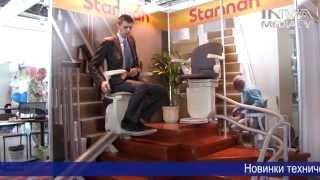 видео Лестничные подъёмники