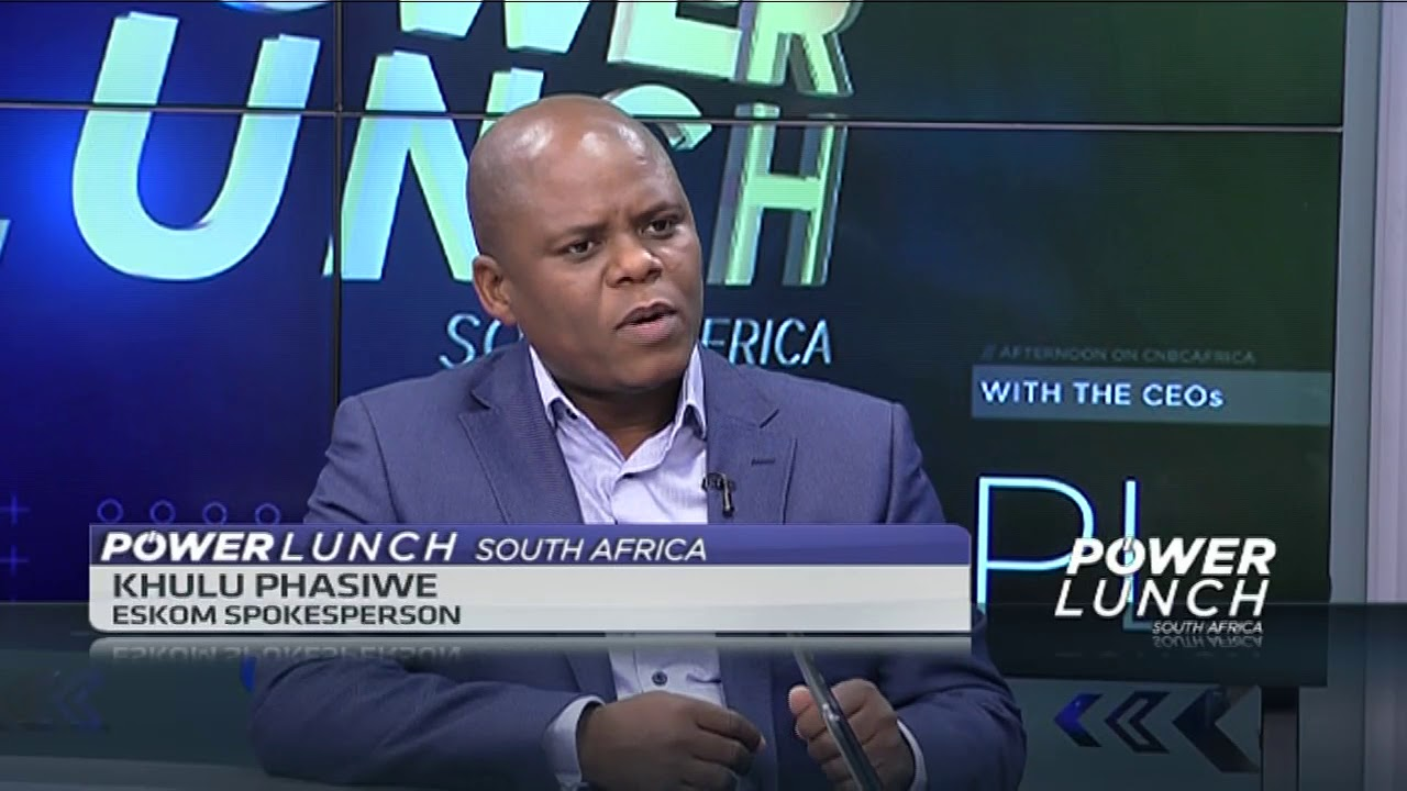 Eskom reveals how it will pay for wage increase - CNBC Africa