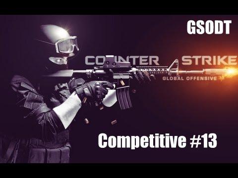GSoDT - Counter Strike Global Offensive - Competitive #13 - Keks, Patrick & Dennis