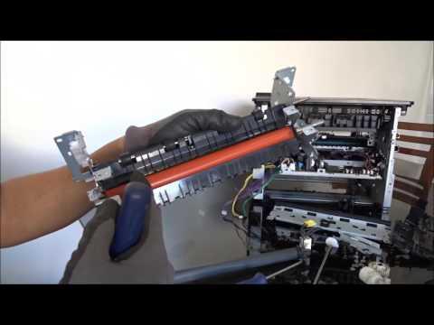 Recuperação Fusor HP Pro 400 P2055 e P2035
