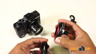 Canon Powershot G15 Timelapse with MagFilter
