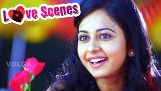 Telugu movie love scenes 78 - rakul preet singh scenes
