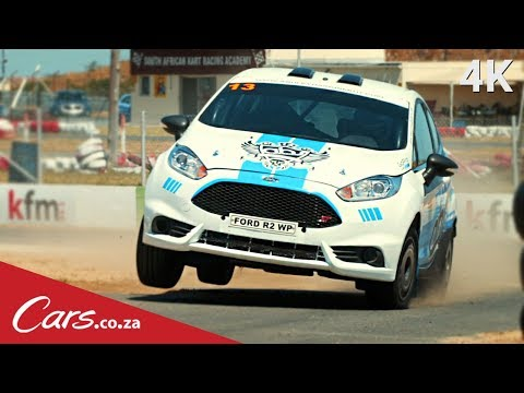 Meeting South Africa's World Rally Cross Driver
