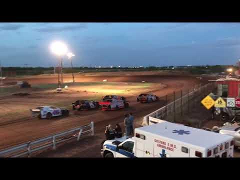 07/14/2018 Austin's Heat Race @ Abilene Speedway