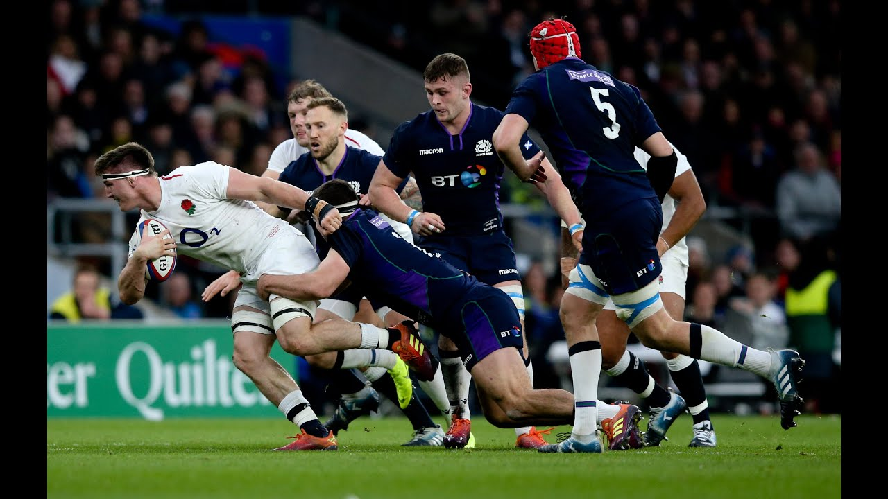 Six Nations 2019: Five tactical trends from the tournament