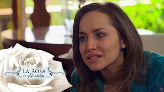 Alina debe tomar una dura decisión   Tocar el cielo   La Rosa de Guadalupe
