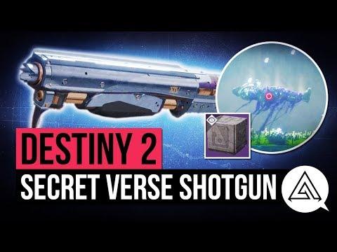 DESTINY 2 | Secret Quest, Perfect Paradox Shotgun & All Verse Weapons So Far