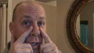 Breathe Rite Nasal Strips application.mpg