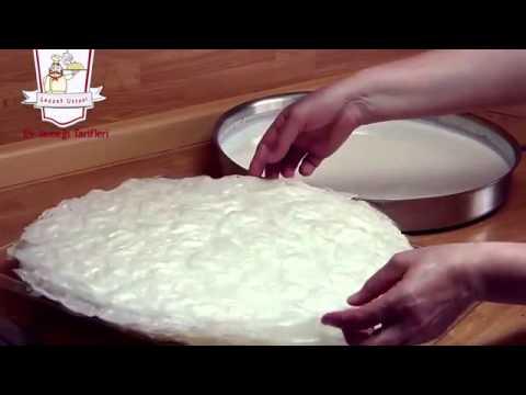Güllaç Tarifi - Ramazan Tatlısı - YouTube