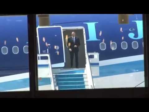 Azerbaycan Cumhurbaşkanı İlham Aliyev Türkiye'de