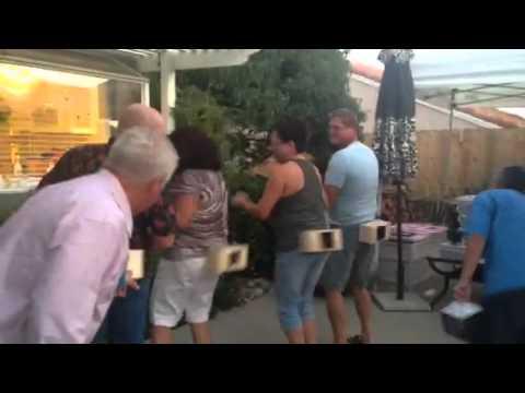 game at darryl kilby s 60th birthday party youtube