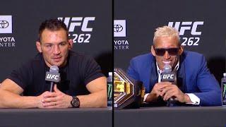 UFC 262 Оливейра Vs Чендлер - Лучшие моменты пресс-конференции