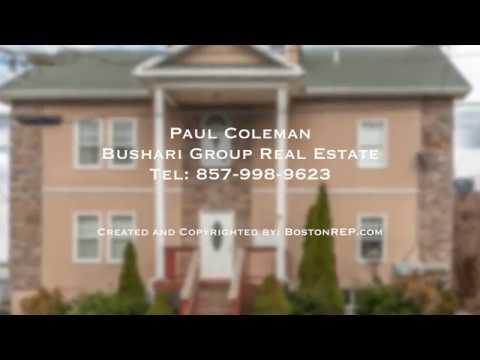 9 Watson Ave, Unit 1R, Worcester MA   - Paul Coleman - Tel 857-998-9623