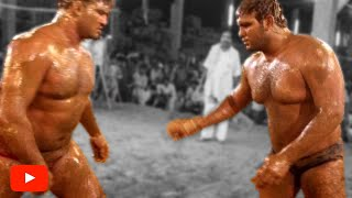 India's Top Kushti Wrestling match -  Naveen Mor vs Hitender Beniwal